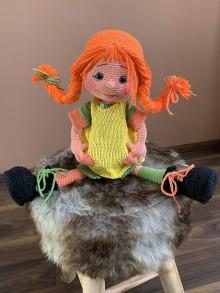 Hračky - bábika PEHAŇA - 10657842_