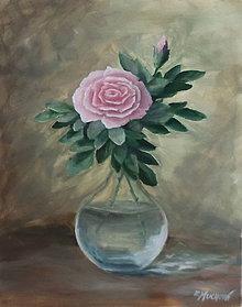 Obrazy - Ruže z nášho dvora - 10657416_