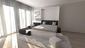 Nábytok - Nesuss™ | Sklápacie postele so sedačkou - 10657886_