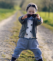 Detské oblečenie - Kmotra liška - 10656338_