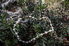Náhrdelníky - Elegant necklace - 10656634_
