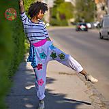 Nohavice - Origo nohavce sam kvety - 10656807_