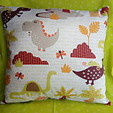 Textil - DINO obliečka - 10656859_