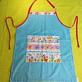 Detské oblečenie - Zàsterka pre malù pomocníčku - 10656952_