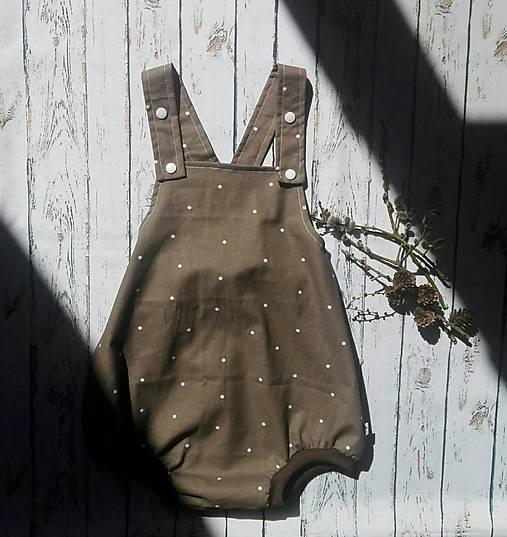 Detské oblečenie - Retro rompers - 10660217_