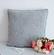 Úžitkový textil - vankúš v severskom štýle - 10658602_