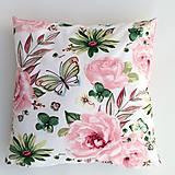 Úžitkový textil - obliečky na vankúše bavlnené - 10659964_