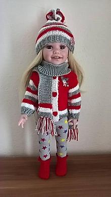 Hračky - Lissa - oblečenie pre bábiku - 10658113_