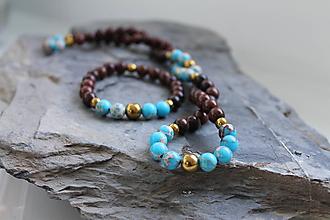 Šperky - Leonardo_Náhrdelník a náramok - 10658136_