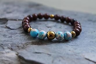 Šperky - Leonardo_ náramok - 10658142_
