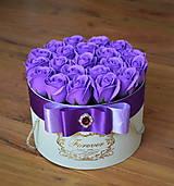 Dekorácie - SPLENDID FLOWER BOX M - 10659786_