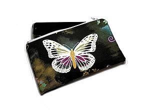 Taštičky - taštička na mobil/peniaze - 10659649_