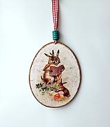 maxi kraslica zajačiky  /zľava zo 6 na 5,50/
