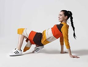 Šaty - Šaty teplákové pásikavé - 10660995_