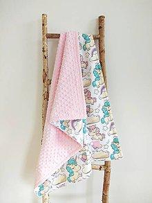 Textil - Detská deka - 10664337_