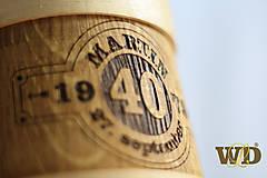 Doplnky - Krígeľ na pivko s venovaním - 10662319_