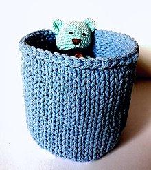 Dobrý obchod - Baby blue - 10661959_