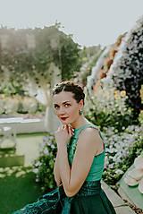 Topy - zelený top Poľana - 10664123_