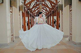 Šaty - svadobné šaty Poľana - 10664362_