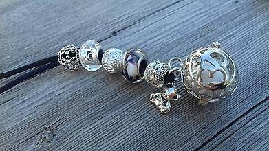 Iné šperky - Darček pre těhulku buducí mamičku Mexická bola - 10660410_