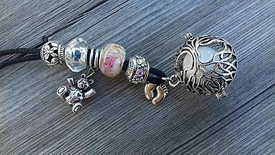 Iné šperky - Darček pre buducu mamičku Mexická bola - 10660414_
