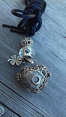 Iné šperky - Darček pre těhulku buducí mamičku Mexická bola - 10660432_