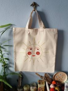 Nákupné tašky - Slnko - 10661785_