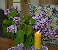 Svietidlá a sviečky - Voňavá sviečka - 10662582_