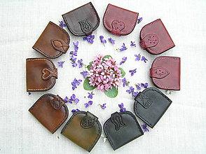 Peňaženky - Mincovka - 10660765_