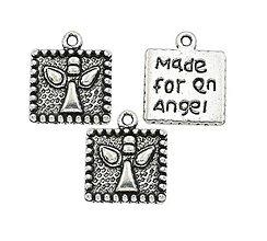 Komponenty - Prívesok anjelik MADE FOR AN ANGEL - 10661397_