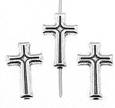 Komponenty - Korálka krížik - 10661731_