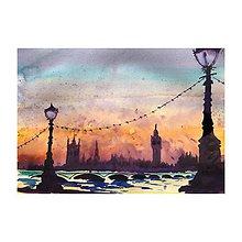 Obrazy - London - 10665065_