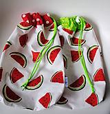 Iné tašky - Melónové vrecko - 10664914_
