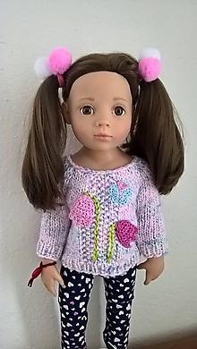 Hračky - Dianka - oblečenie pre bábiku - 10666597_