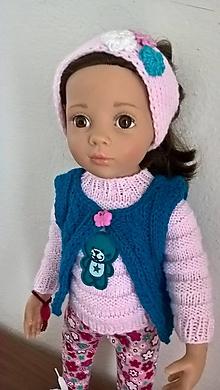 Hračky - Dona - oblečenie pre bábiku - 10666614_