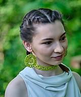 Sady šperkov - Sada - náušnice a náhrdelník - 10665794_