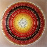 Obrazy - Mandala PROSPERITA 80 x 80 - 10666242_