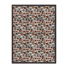 Úžitkový textil - Prikrývka Hoo - 10665403_