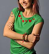 Tričká - Májové zelené - 10665997_