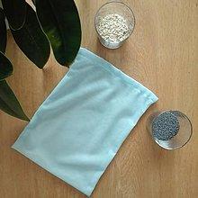 Úžitkový textil - Husté vrecko na výrobu rastlinného mlieka - 10664469_