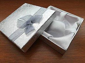 Obalový materiál - Darčeková krabička - 10669214_