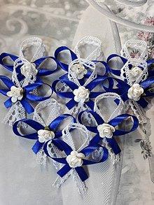 Pierka - Pierka parížska modrá - 10668055_