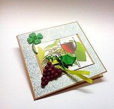 Papiernictvo - Pohľadnica ... pre muža - 10669683_
