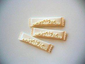 Darčeky pre svadobčanov - svadobné žuvačky - 10668960_