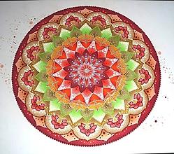 Obrazy - Mandala - 10669975_