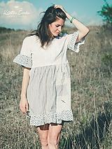 Šaty - Košeľovo šaty Zuzu - 10668373_