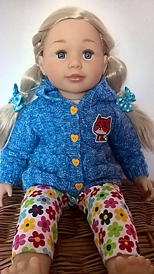 Hračky - Sally oblečenie pre bábiku - 10668782_