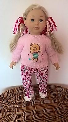 Hračky - Sally oblečenie pre bábiku - 10668815_