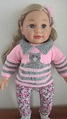 Hračky - Sally oblečenie pre bábiku - 10668870_