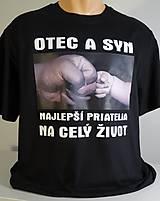 Topy, tričká, tielka - OTEC A SYN - 10670931_